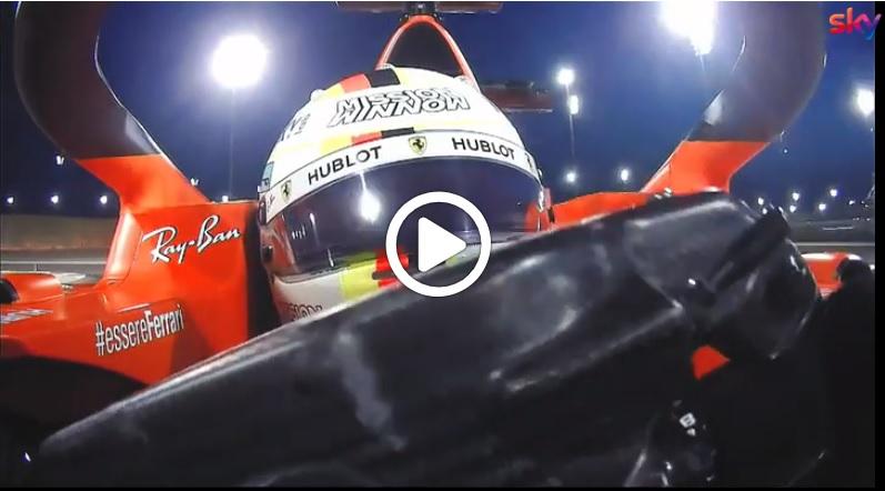 F1 | GP Bahrain, dominio Ferrari nelle libere: gli highlights del venerdì [VIDEO]