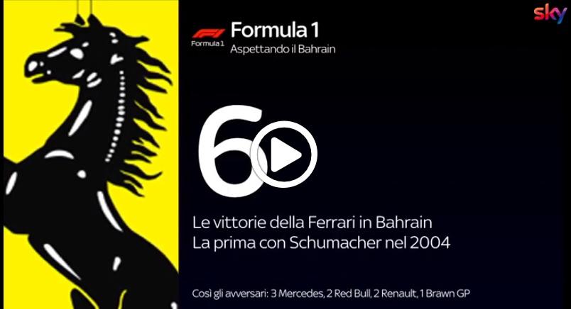 Formula 1 | GP Bahrain, Ferrari assoluta protagonista a Sakhir: i numeri della corsa in medio-oriente [VIDEO]