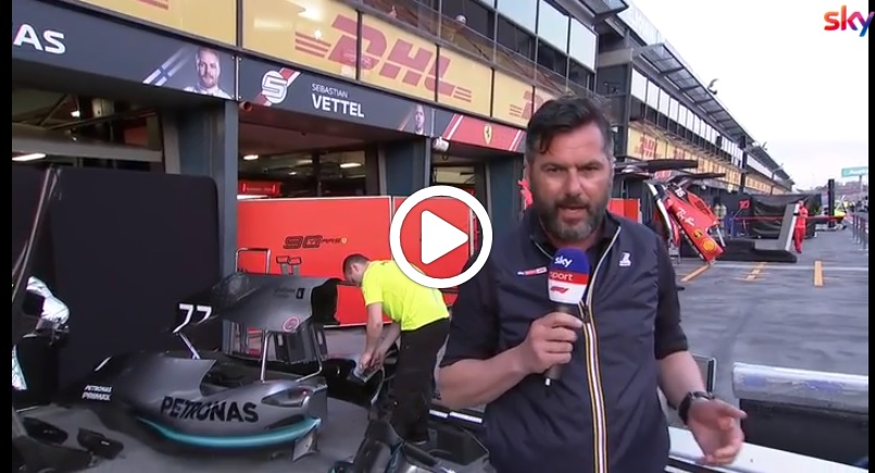 "F1 | Sky Sport, Vanzini analizza il week-end in Australia: ""Mercedes impeccabile, Ferrari focalizzata sul Bahrain"" [VIDEO]"