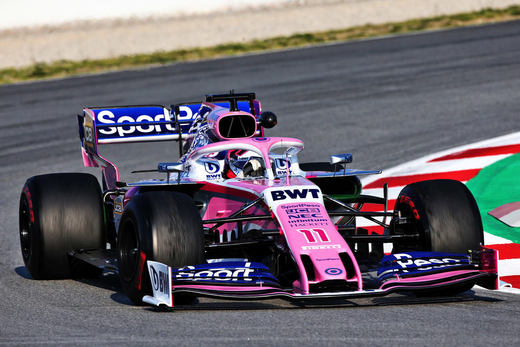 "F1 | Racing Point, Green: ""Ci stiamo evolvendo in una squadra normale"""
