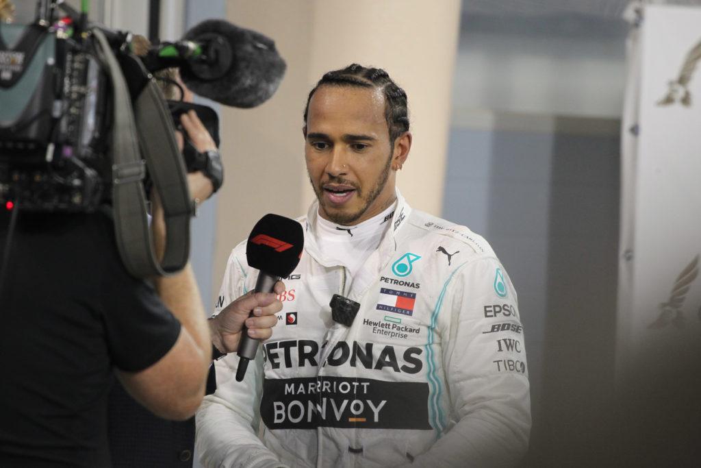 "Formula 1 | Hamilton: ""Charles meritava la vittoria"" [VIDEO]"