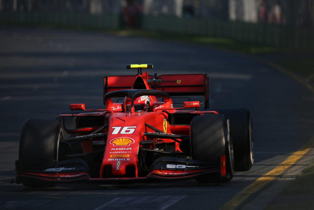 F1   GP Bahrain, Prove Libere 1: Ferrari al top, segue Bottas