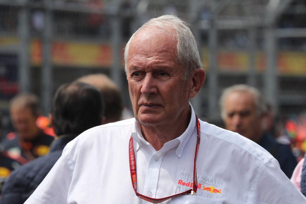"""F1   Marko: """"Ultima possibilità per Kvyat"""""""