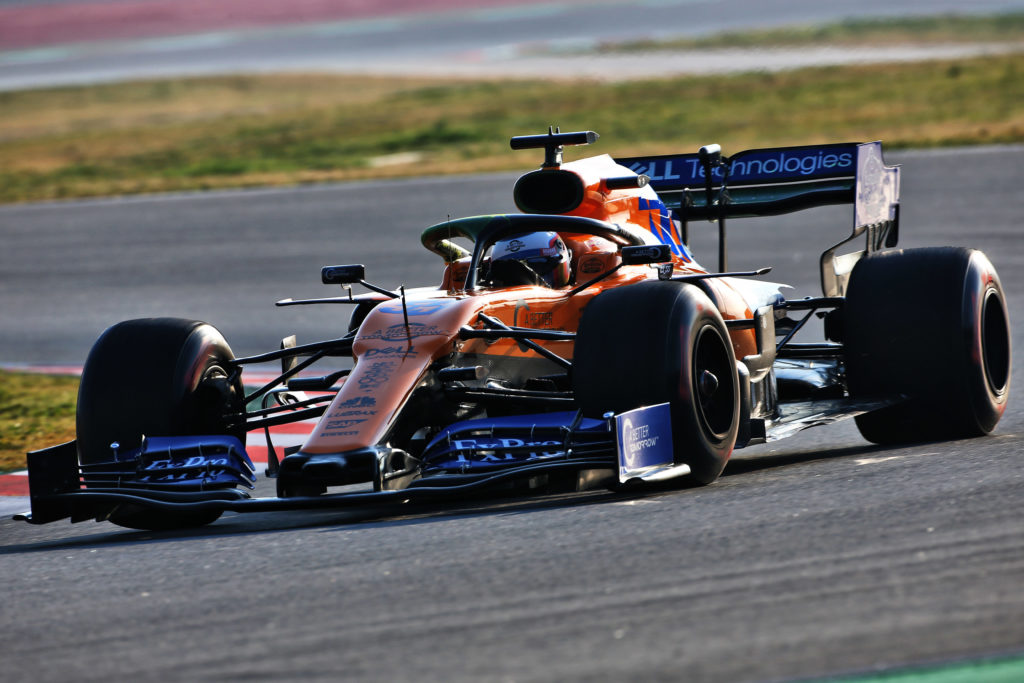 "F1 | McLaren rimuove lo sponsor ""A better tomorrow"""
