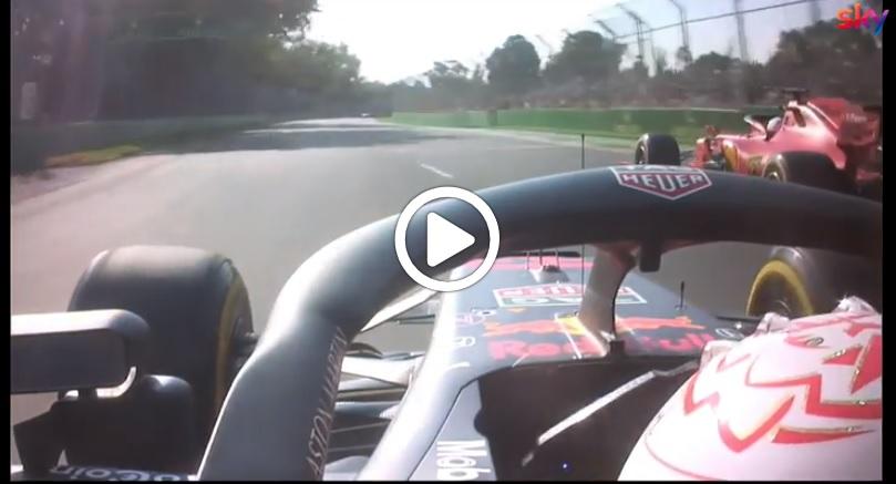 F1 | GP Australia, il momento chiave della gara secondo Valsecchi: il sorpasso di Verstappen su Vettel [VIDEO]
