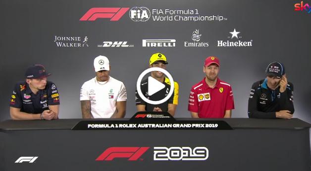 F1 | Cosa ne pensano i piloti del punto per il giro veloce? [VIDEO]
