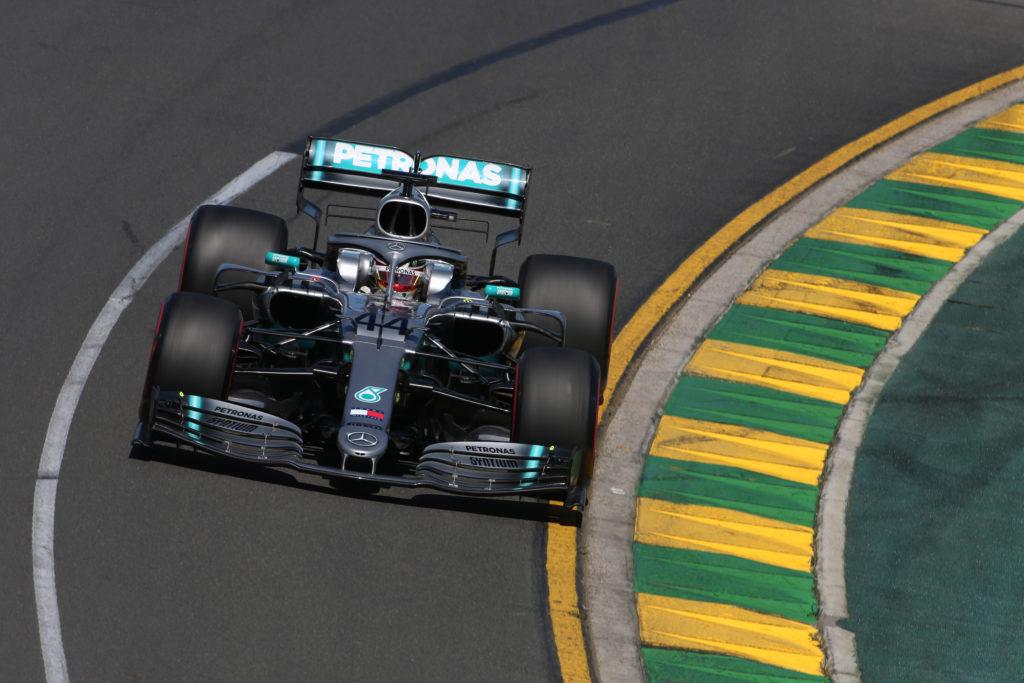 F1 | GP Australia Prove Libere 3: Hamilton in testa, seguono le Ferrari