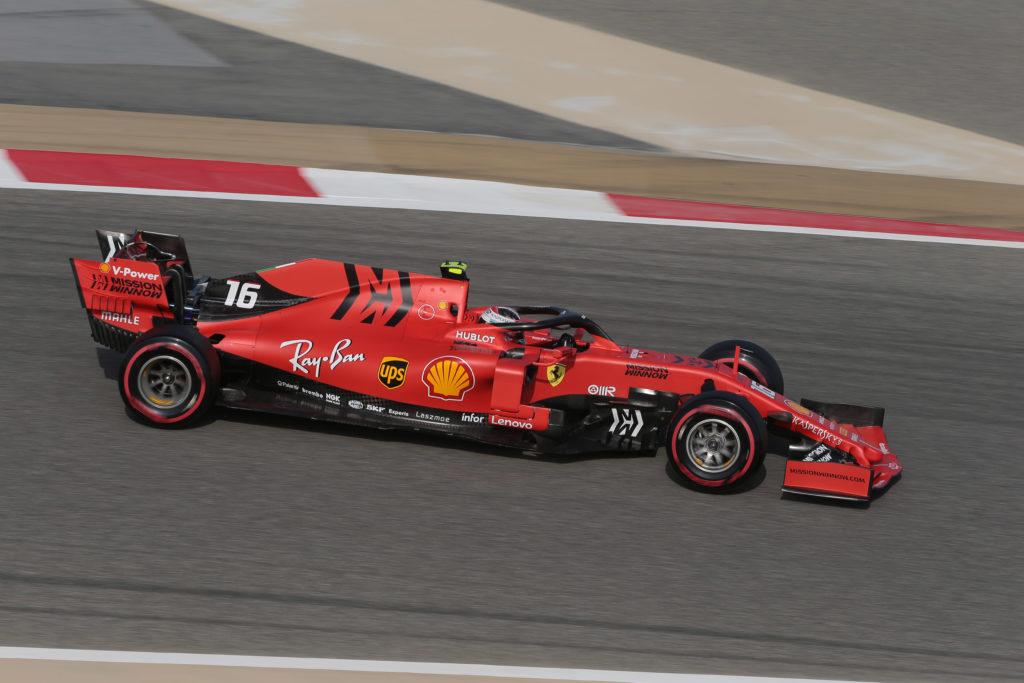 F1 | GP Bahrain: prima pole in carriera per Leclerc