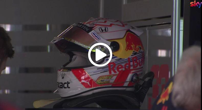 F1 | GP Cina, Sky Tech: le funzioni aerodinamiche del casco di Verstappen [VIDEO]