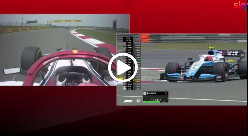 F1 | Alfa Romeo, team radio Kimi: incomprensioni con Giovinazzi [VIDEO]