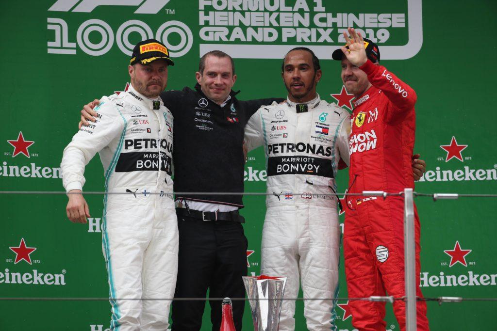 F1 | Pagelle GP Cina – Hamilton dragone, Vettel c'è, Raikkonen alfista nato