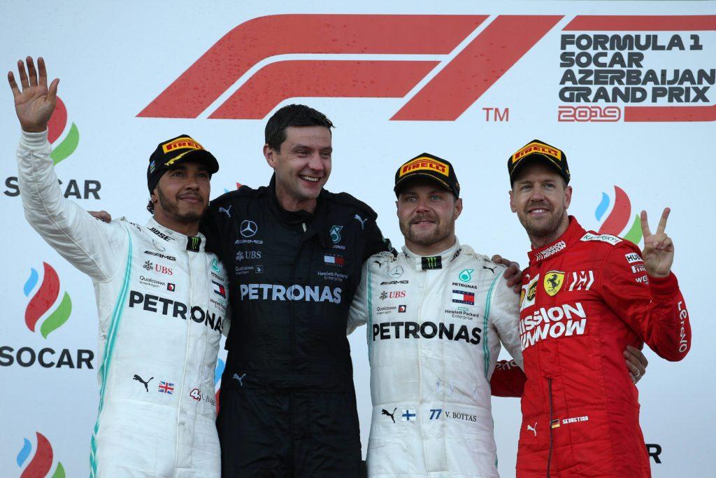F1 | Pagelle GP Azerbaijan – Bottas regola Hamilton, Kimi dai box alla zona punti