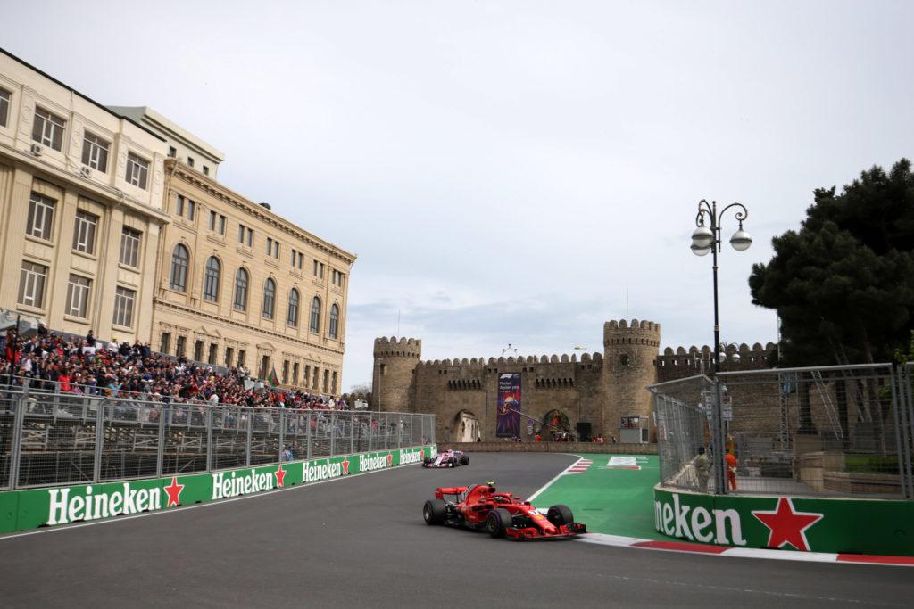 F1 | Pirelli, comunicati i treni di gomme scelti dai piloti per il GP d'Azerbaijan