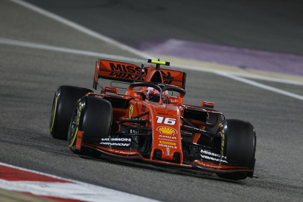 F1 | Ferrari, il motore utilizzato in Bahrain da Leclerc verrà recuperato per la Cina