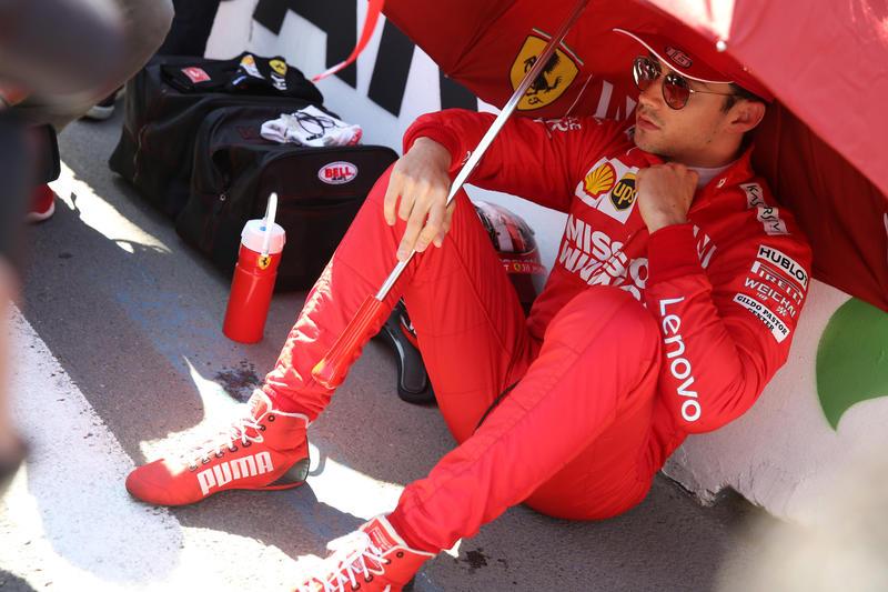 """F1   Leclerc, gara in rimonta, chiude 5°: """"Buon giro veloce e passo gara"""""""