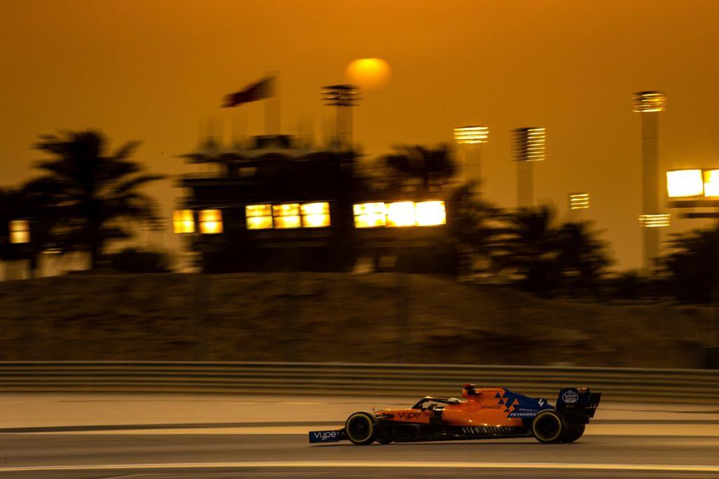 """F1 Test   McLaren, Norris: """"Il maltempo non ci ha permesso di completare il lavoro"""""""