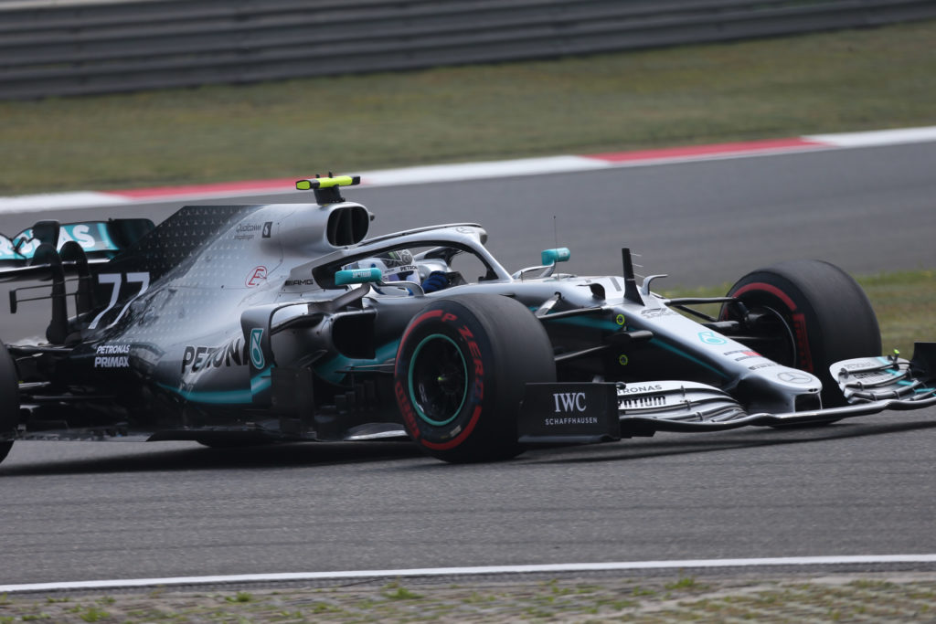 F1 | Mercedes, giudicata irregolare dalla FIA la nuova ala anteriore portata in Cina