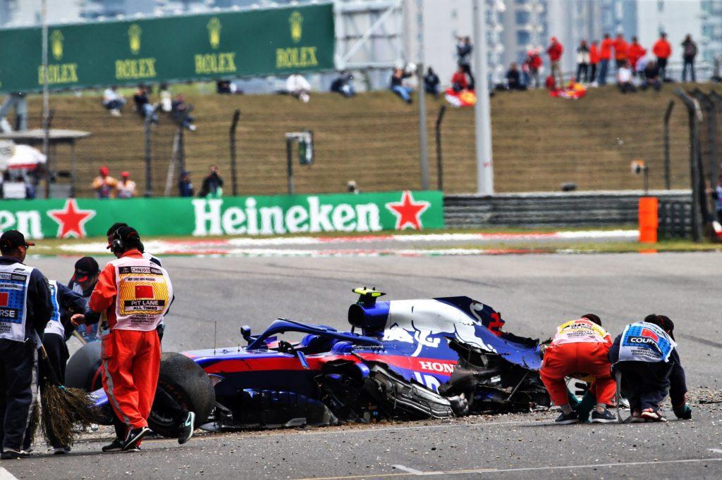 """F1   Toro Rosso, Albon: """"Dopo l'incidente in Cina ero arrabbiato, ma ottimista"""""""