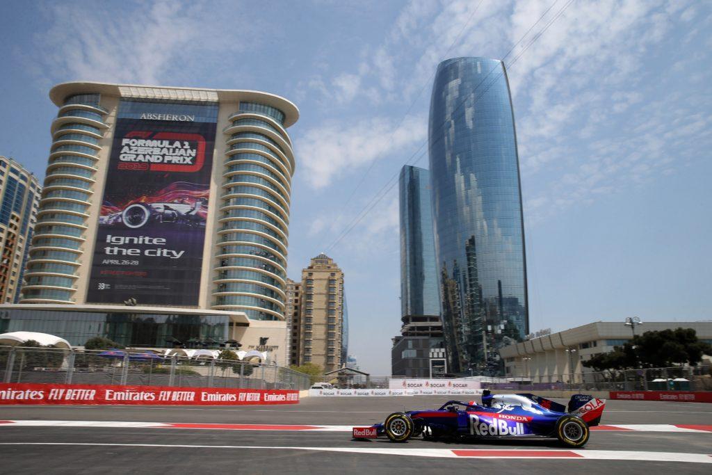F1 | GP Baku, due Toro Rosso in top ten dopo la prima giornata di prove libere