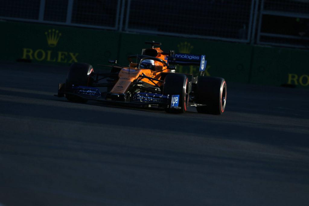 """F1   McLaren, Sainz: """"Giornata impegnativa, ma non siamo delusi"""""""