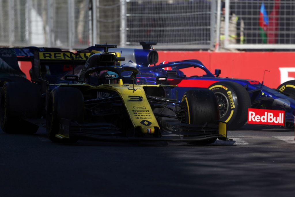 """F1   Toro Rosso, Kvyat: """"Non ce l'ho con Daniel, ha riconosciuto il suo errore"""""""