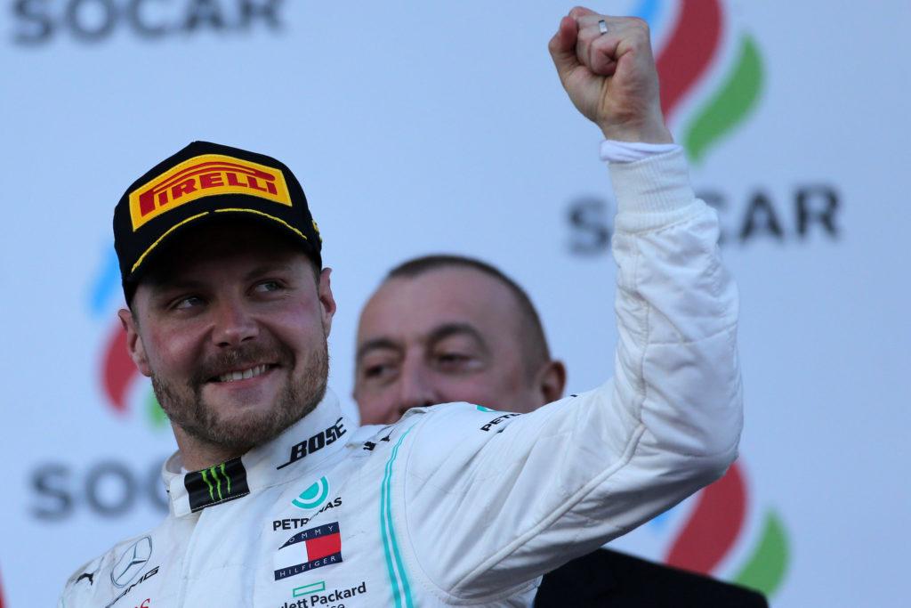 "F1   Mercedes, Bottas leader del mondiale: ""Con Lewis bagarre rispettosa"""