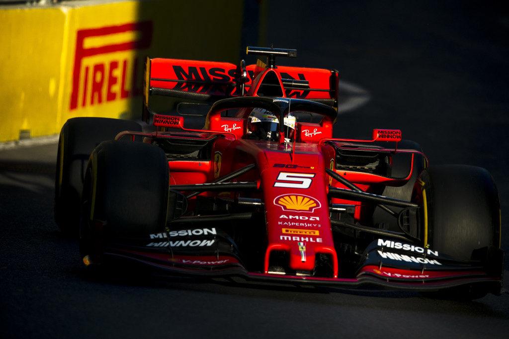 "F1 | GP Azerbaijan, Binotto: ""Vettel ha dovuto risparmiare carburante nell'ultimo giro"""