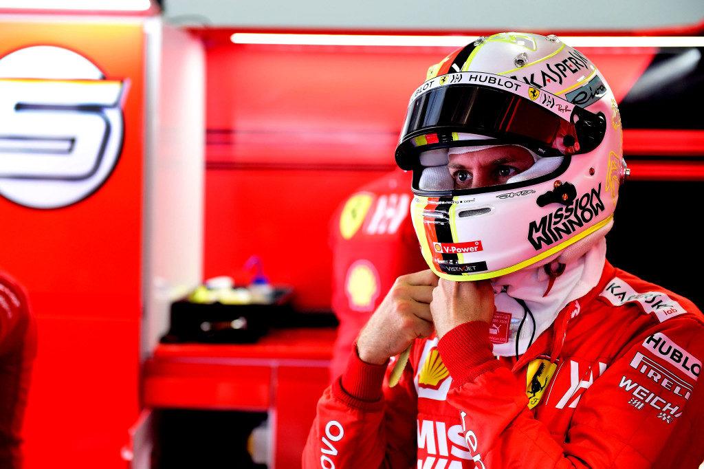 """F1   #Race1000, Vettel: """"Mi sarebbe piaciuto guidare le monoposto di inizio anni '90"""""""