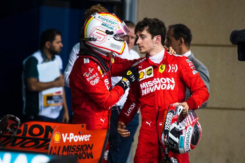 """F1   Ferrari, Vettel spegne ogni discorso sul mancato team order rispettato da Leclerc in Bahrain: """"Era più veloce di me"""""""