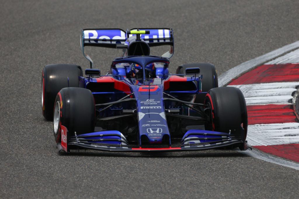 Formula 1   Toro Rosso, Albon e Kvyat carichi per il prossimo GP di Baku