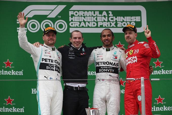 F1 | Gran Premio della Cina: l'analisi della gara
