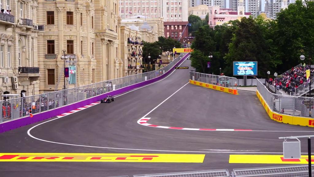 F1 | GP Azerbaijan 2019: anteprima e orari del weekend