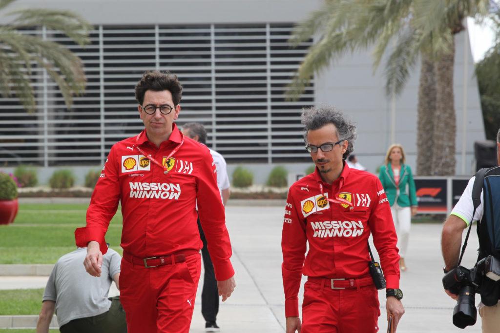 """Formula 1   Ferrari, Binotto a favore del dualismo tra Vettel e Leclerc: """"Credo sia una buona cosa"""""""