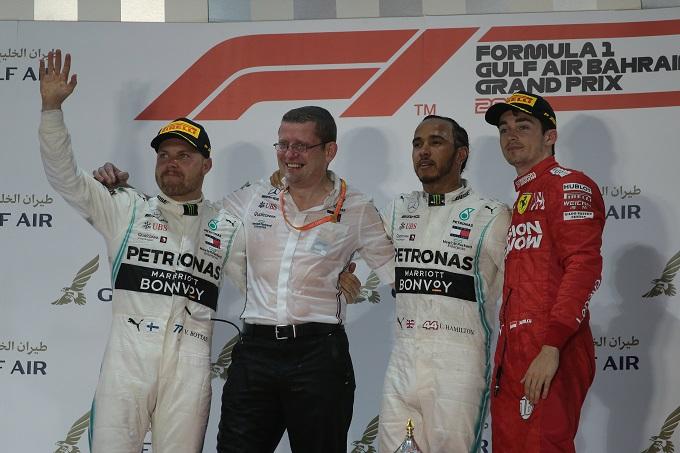 F1   Gran Premio del Bahrain: l'analisi della gara