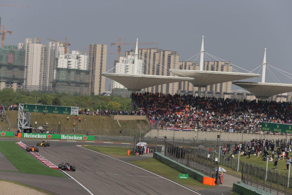 Formula 1 | GP Cina, confermate le zone DRS per il week-end di Shanghai