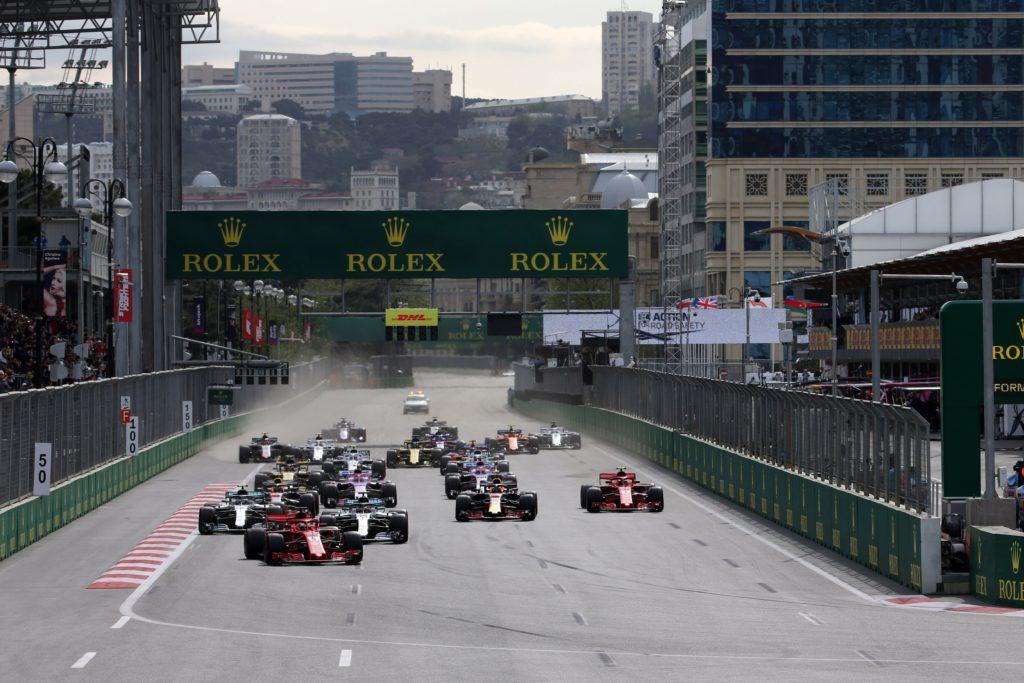 Formula 1 | GP Azerbaijan, la griglia di partenza