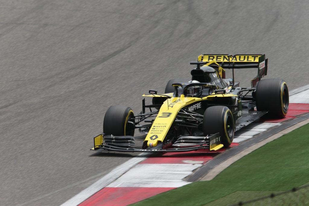 "Formula 1   Renault, Ricciardo: ""Felice per la squadra, in gara puntiamo alla top 7"""