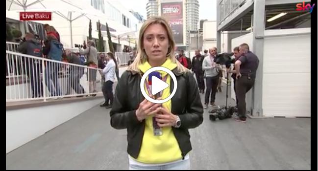 Formula 1 | GP Azerbaijan, il punto del giovedì di Mara Sangiorgio [VIDEO]