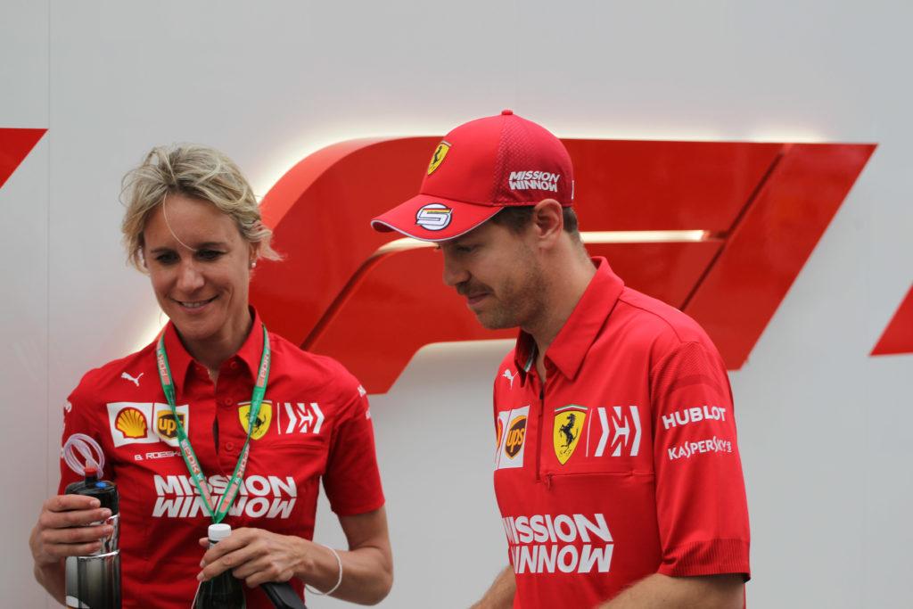 "Formula 1 | Ferrari, Vettel spera nella fortuna: ""Magari a Shanghai sarà la volta buona"""