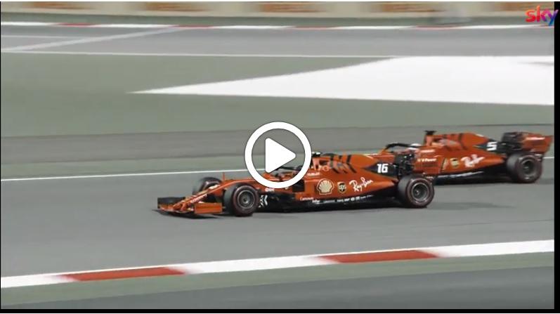 Formula 1   GP Bahrain, il remix dei momenti emozionanti della gara [VIDEO]