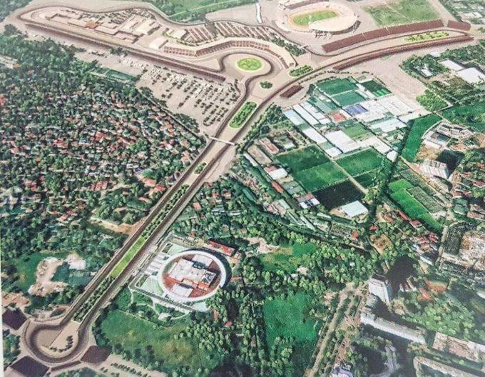 """GP Vietnam, Carey entusiasmado con la pista de Hanoi: """"Dará carreras especiales"""""""