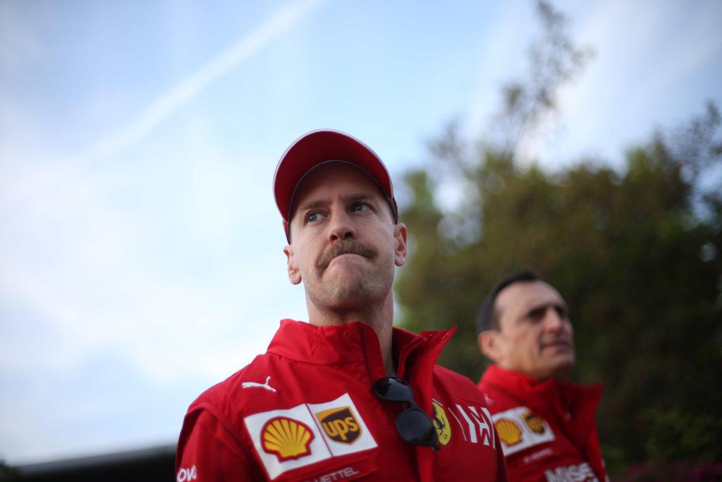 """F1   Coulthard incoraggia Vettel: """"Nulla è ancora deciso"""""""