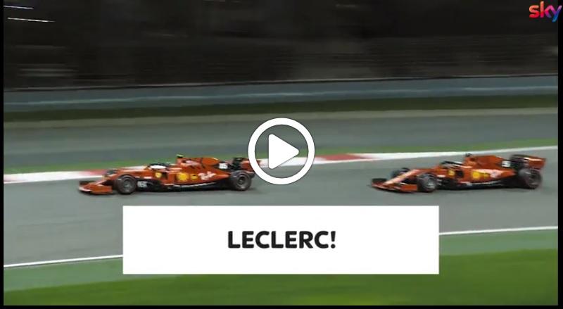 Formula 1 | Hamilton trionfa in Bahrain, Leclerc solo terzo: il 'best of' del weekend di Sakhir [VIDEO]
