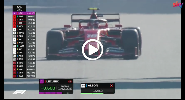 Formula 1 | GP Baku, Bottas conquista la pole in Azerbaijan: gli highlights della qualifica [VIDEO]