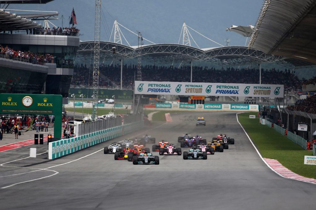 F1 | Calendario 2022, Malesia pronta a rientro dopo l'addio del 2017?