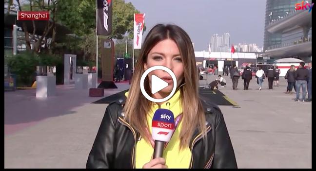 F1 | GP Cina, il punto di Federica Masolin dopo la conferenza dei piloti [VIDEO]