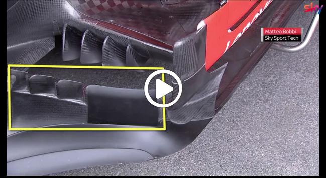 F1 | GP Azerbaijan, le novità tecniche di Ferrari e Mercedes a Baku [VIDEO]