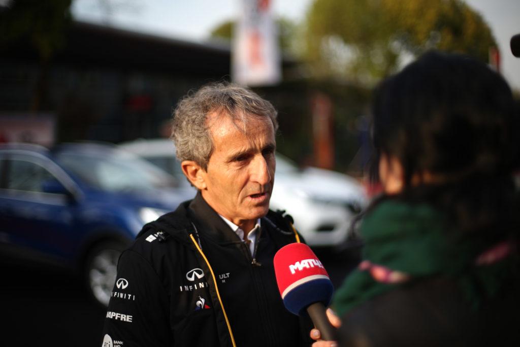 """Formula 1   Renault, Prost realista: """"Ferrari, Mercedes e Red Bull sono irraggiungibili"""""""