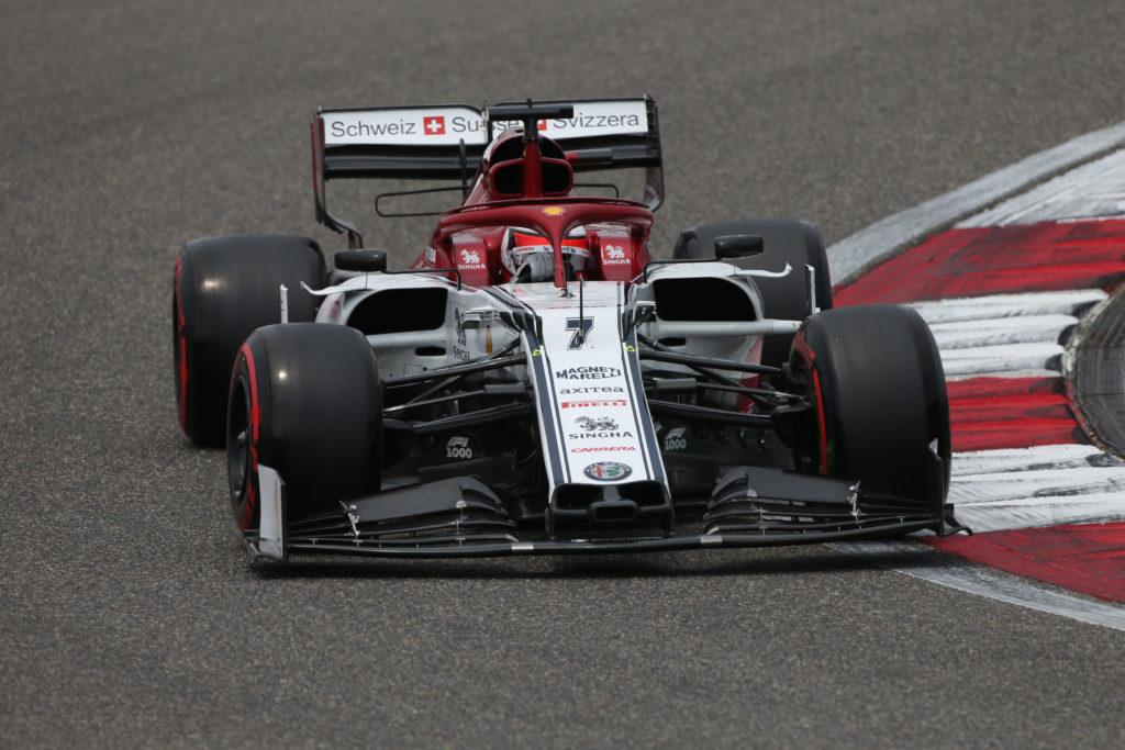 Formula 1   Singha soddisfatta della partnership con Kimi Raikkonen