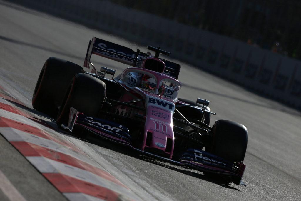 F1 | GP Azerbaijan, Perez e Stroll guidano il riscatto della Racing Point